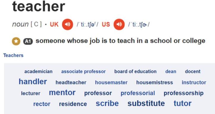 Teacher meaning - What is a teacher? Teacher Dictionary Definition