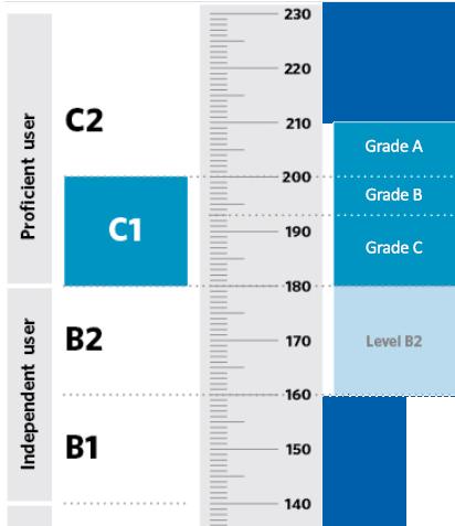 C1 Advanced CEFR level