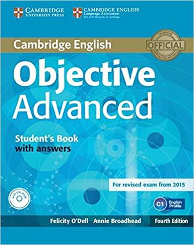 C1 Advanced - CAE Book