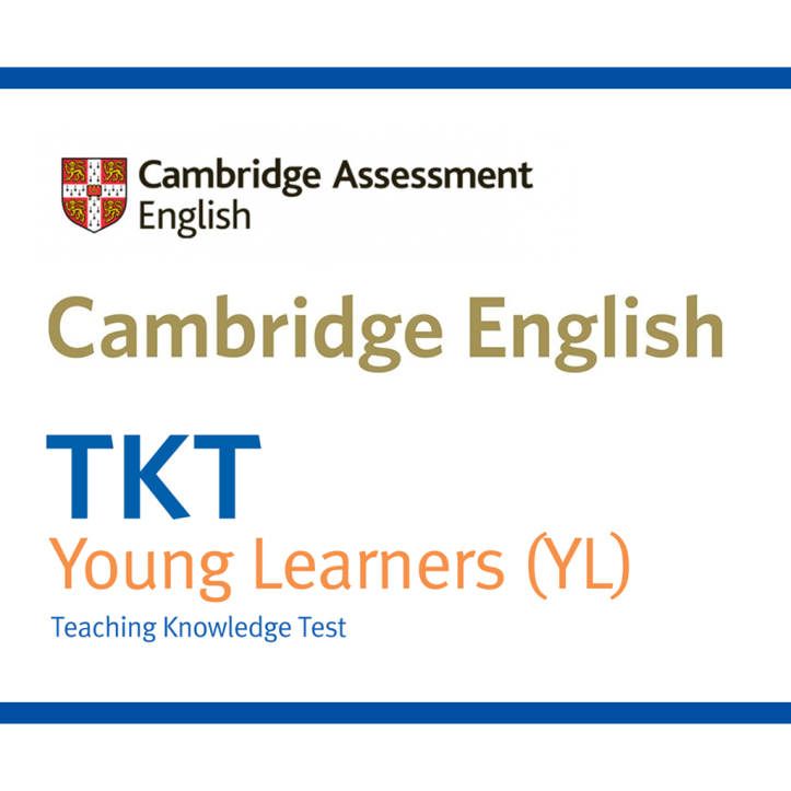 TKT Young Learners - TKT YL cover - Cambridge English