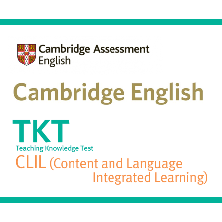 TKT CLIL - TKT Content and Language Integrated Learning cover - Cambridge English