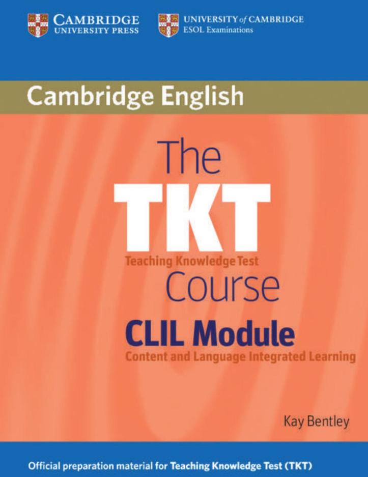 TKT CLIL Book
