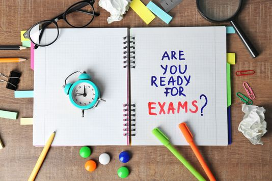 Are you ready for Exams?