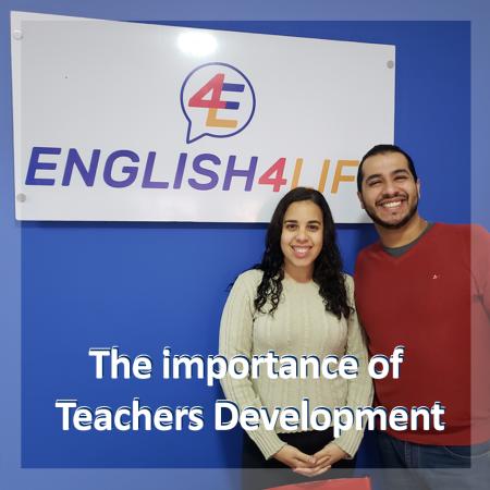 Cover for Teacher Development Training Preparation