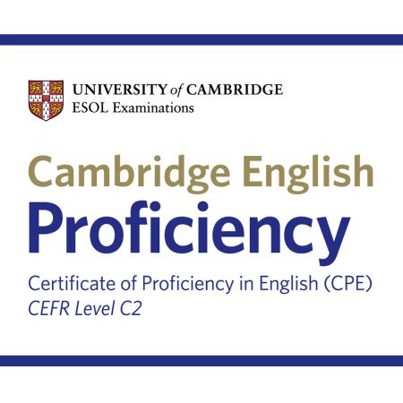 Cover for Cambridge English CPE - C2 Proficiency