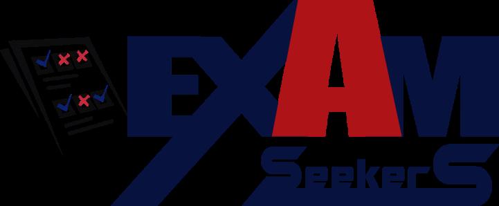 Exam Seekers (ExamSeekers) new logo