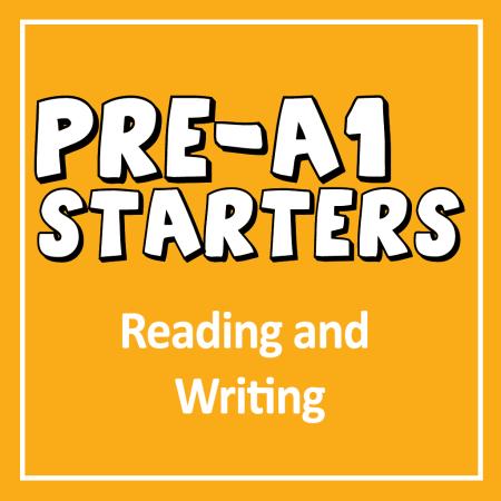 Cover for Cambridge English Pre-A1 Startes Exam