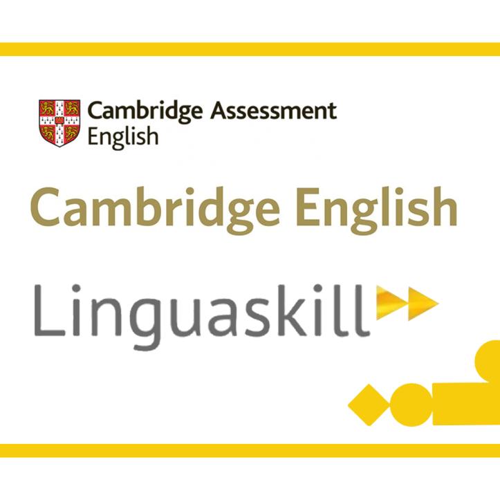 Cover for Cambridge English Linguaskill