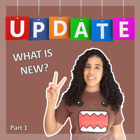What's new? Updates.