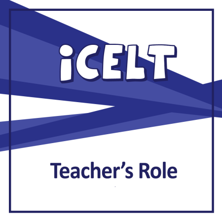 Cover for the ICELT Teacher's Role