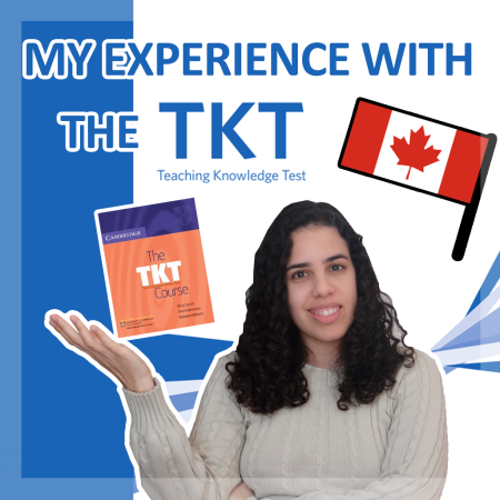 My Experience with the TKT